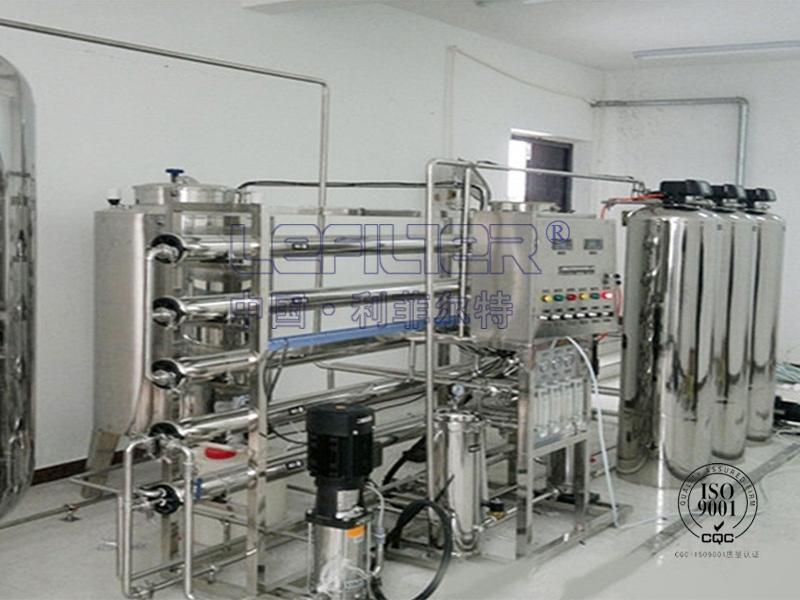 医疗行业用水反渗透设备