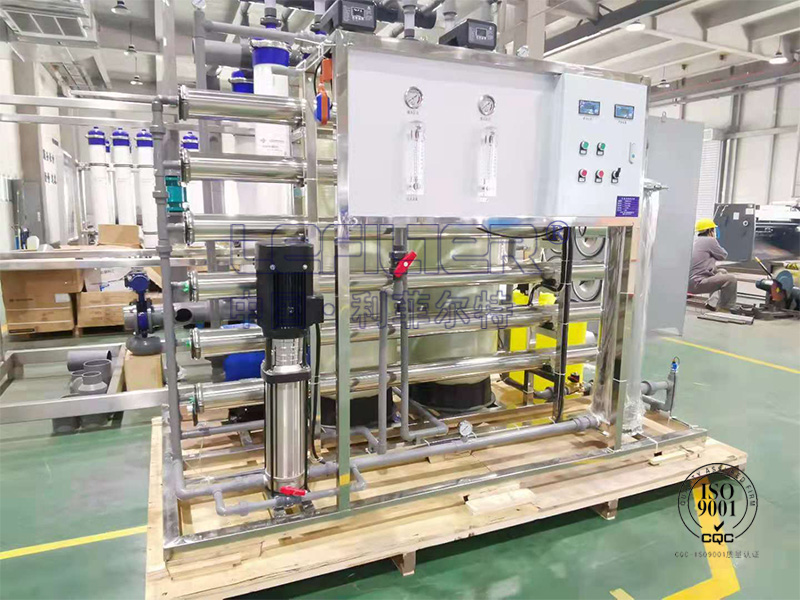 实验室用超纯水反渗透设备