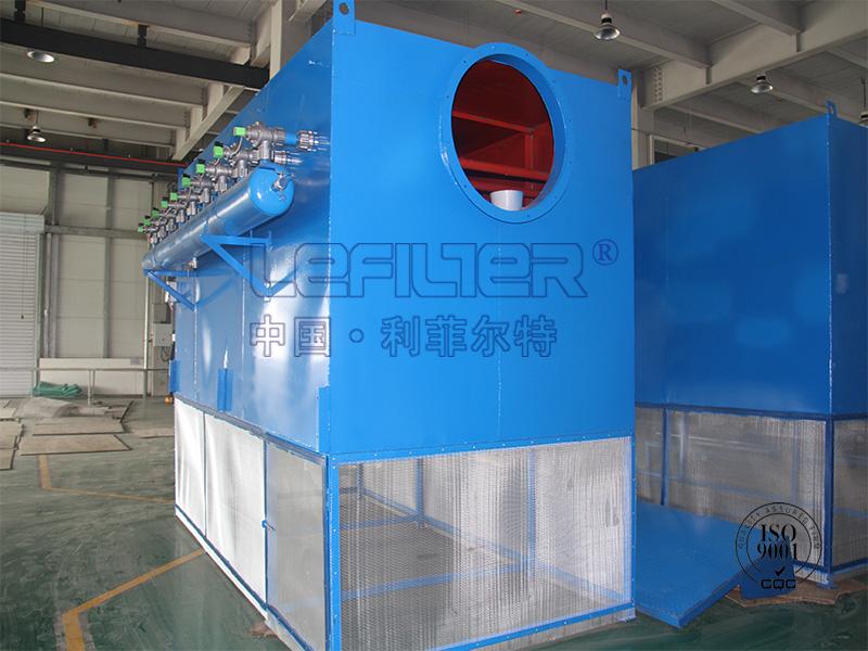 自洁式空气过滤器LFZK-3000