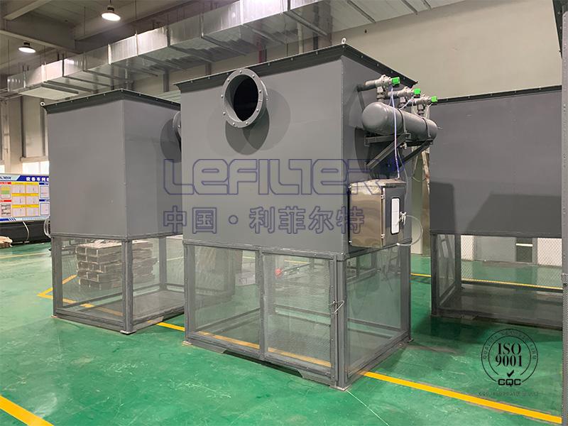 自洁式空气过滤器LFZK-4000