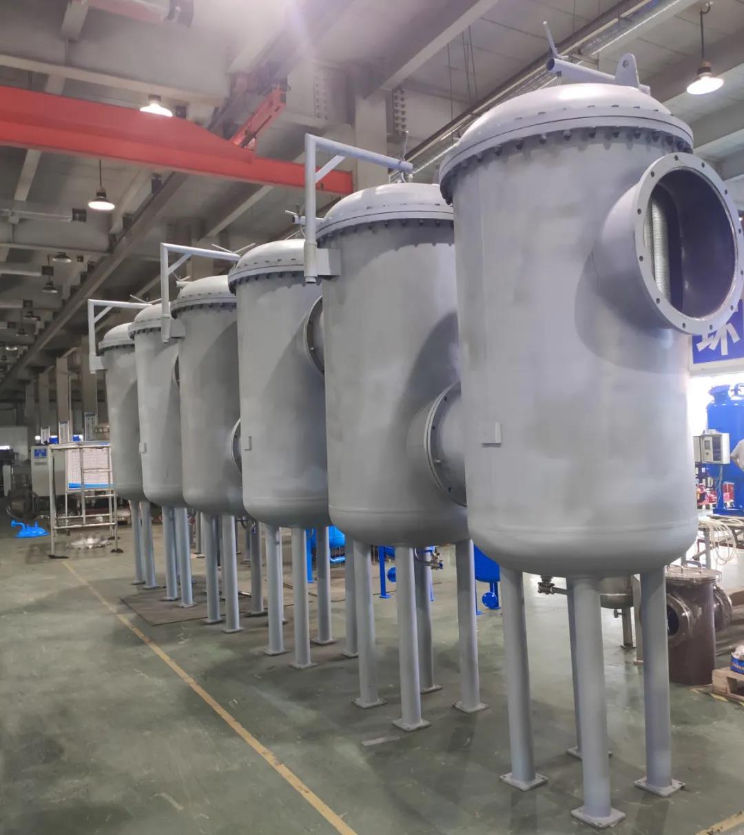 真空泵精密过滤器在锂电池新能源行业的应用