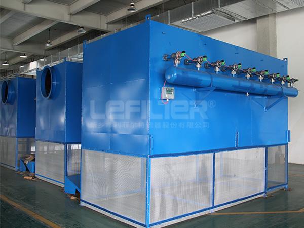 空压站配套自洁式空气过滤器
