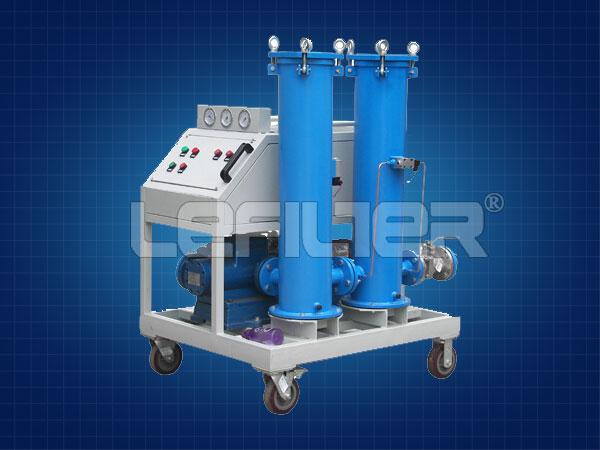 多级过滤高粘度油GLYC-100滤油机