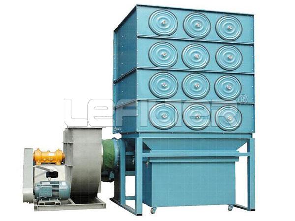 环保滤筒除尘器