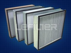 390*592*44铝框初效过滤器