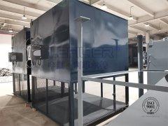 柴油机专用自洁式空气过滤器